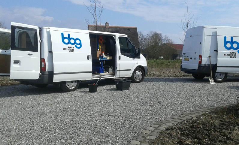 bbg beregening busjes projecten