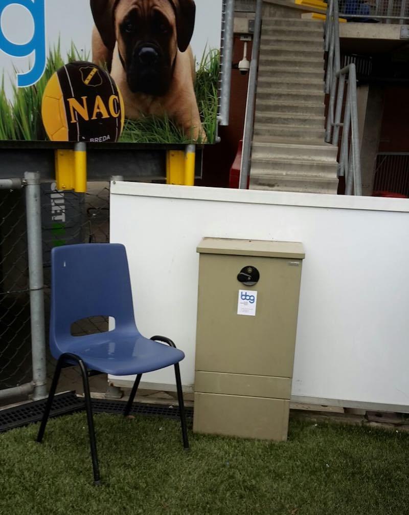 bbg bv beregening business seat NAC